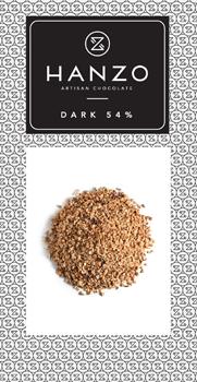 Horká čokoláda s karamelizovanými orieškami