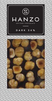 Horká čokoláda s orieškami Piemonte
