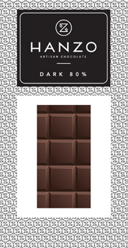 Horká čokoláda 80%