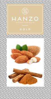 Čokoláda GOLD so škoricou a s mandľami