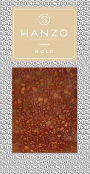 Mliečna čokoláda GOLD s marcipánom