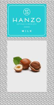 Mliečna čokoláda s orieškami PIEMONTE